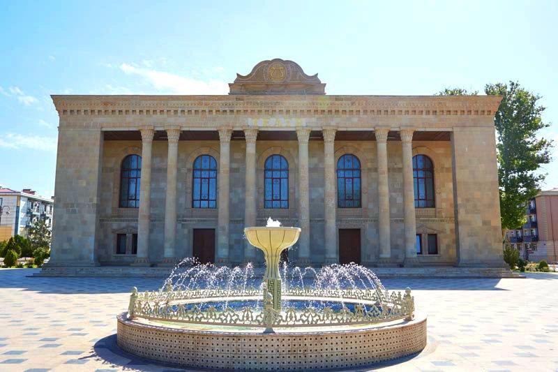 Modern Nakhchivan