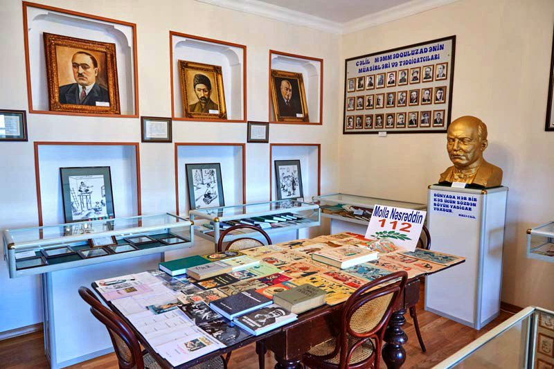 House-Museum of Jalil Mammadguluzadeh