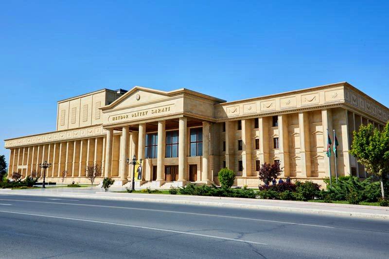 HEYDAR ALIYEV PALACE