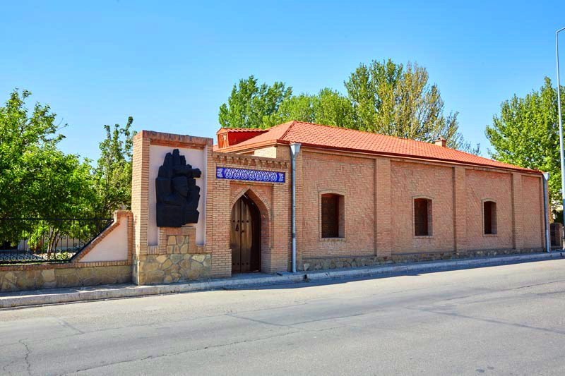 The House Museum of Husein Javid