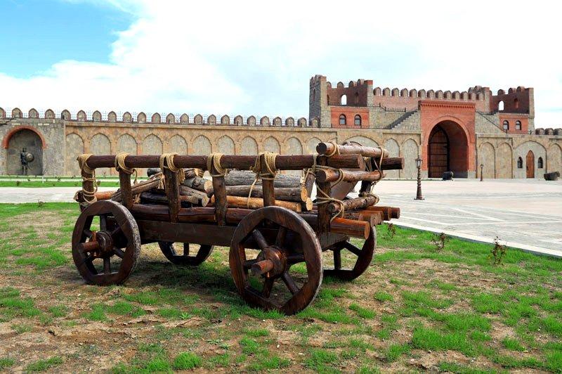 """Nahkchivangala"" Historical-Architectural Museum Complex"