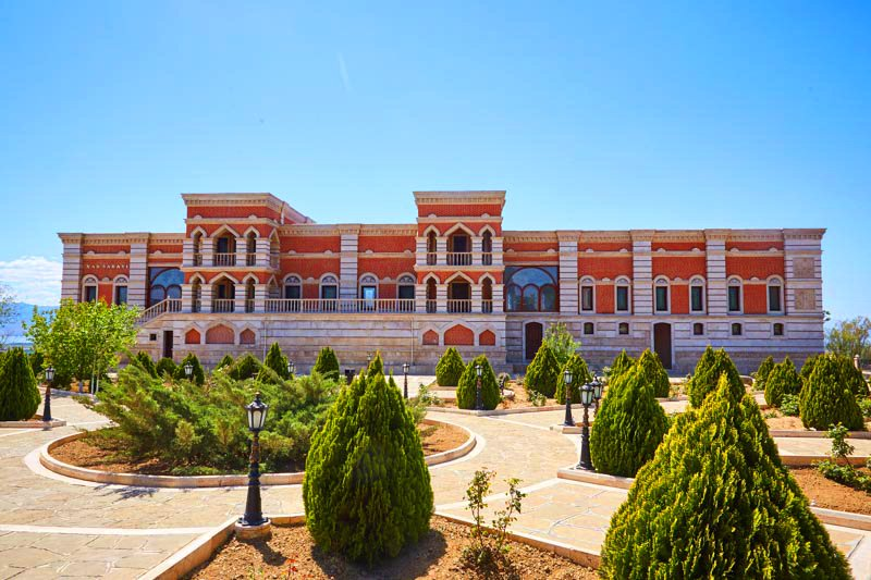 Khan Palace Historical Monument Museum